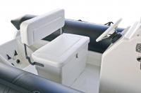 Седалка Optima 525 Бяла